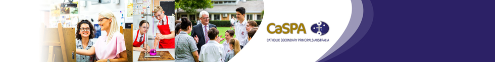Catholic Secondary Principals Australia (CaSPA)